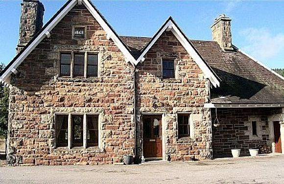Station House, Golspie KW10 6SA