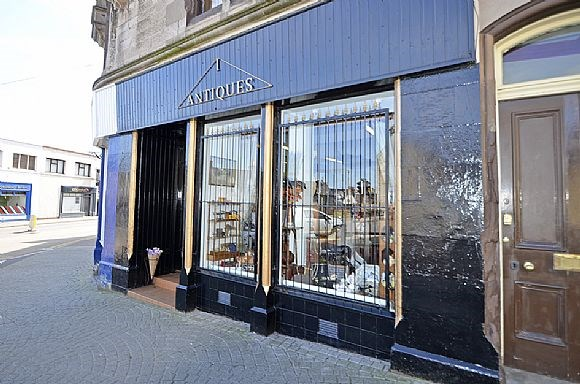 Instant Antiques, 129 High Street, Nairn IV12 4DB